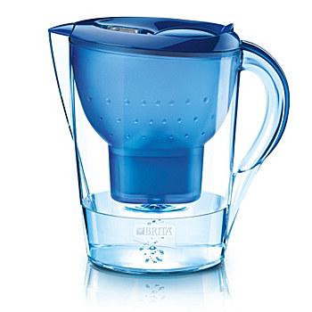 BRITA Marella niebieski, 3,5 l + 1 wkład