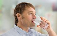 What should water taste of?