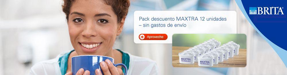 Pack descuento MAXTRA 12 unidades
