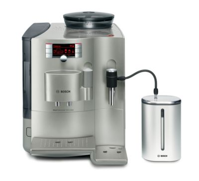 Bosch Coffee Maker Cartridges : Bosch Vero Professional Espresso machine with BRITA filter cartridge