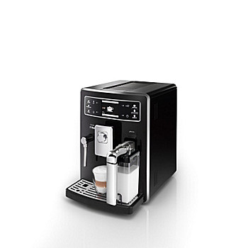 philips saeco xelsis kaffeemaschine mit brita filterkartusche. Black Bedroom Furniture Sets. Home Design Ideas