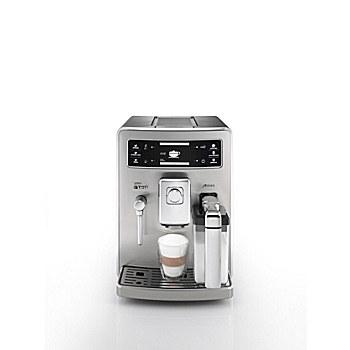 philips saeco xelsis kaffeemaschine mit brita filterkartusche. Black Bedroom Furniture Sets. Home Design Ideas