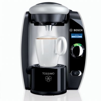 Bosch Coffee Maker Cartridges : Tassimo T8520 Espresso machine with BRITA filter cartridge