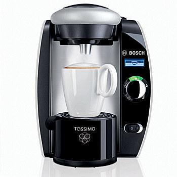 Machine multi-boissons TASSIMO avec une cartouche MAXTRA incluse
