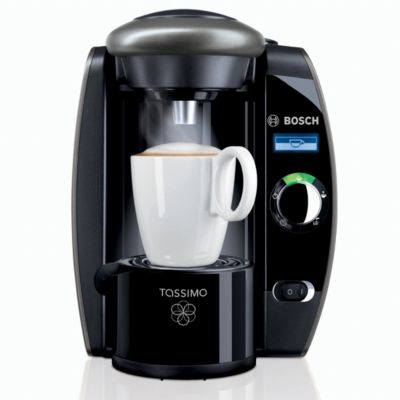 Bosch Coffee Maker Cartridges : Tassimo T65 Espresso machine with BRITA filter cartridge