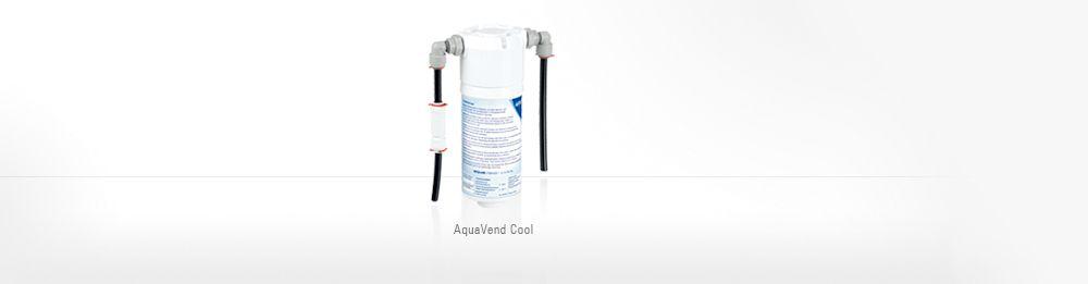 Cartouche filtrante AquaVend Cool avec tête de filtre