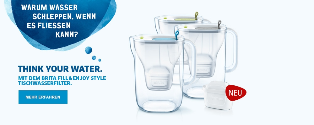 BRITA Fill&Enjoy