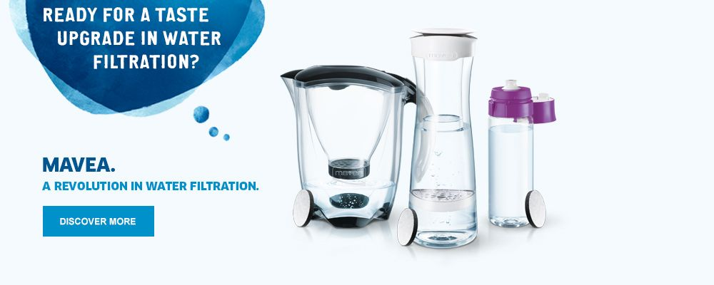 Stay Hydrated With Mavea Water Filter System Review