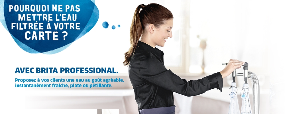 BRITA Professional FilterManager