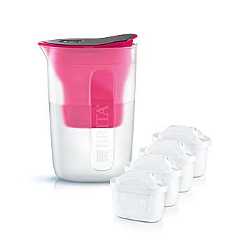 BRITA fill&enjoy Fun Pink 1,5 l incl. 4 MAXTRA+