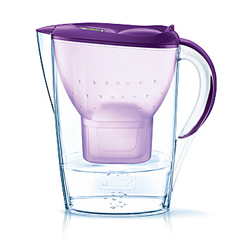 BRITA fill&enjoy Marella Basic Purple 2,4 l incl. 1 MAXTRA+