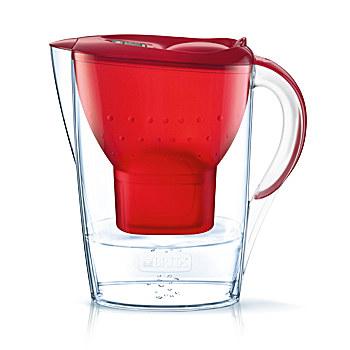 BRITA fill&enjoy Marella Rouge 2,4 l incl. 1 MAXTRA+