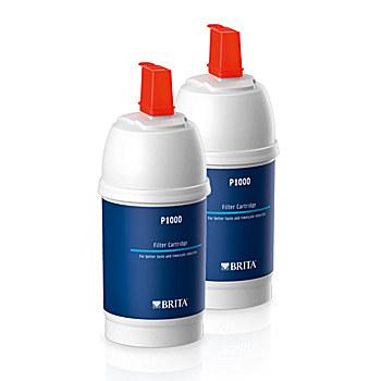 BRITA P 1000 filter cartridge 2-pack – Free shipping