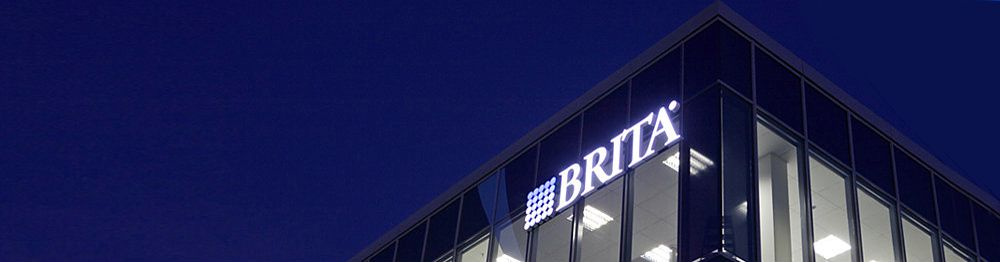 BRITA Professional headquarters in Taunusstein