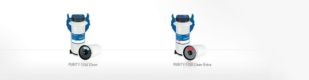 Système de filtration PURITY Clean Extra avec cartouche