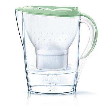 Фильтр для воды BRITA Marella2,4л, мягкаязелень + 1 MAXTRA