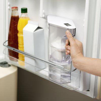 BRITA water filter jug Navelia White 2.3 l + 1 cartridge